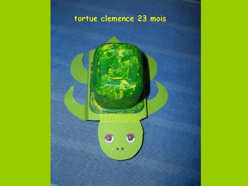 Une autre petite tortue for Porte yaourt